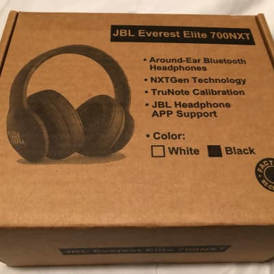 JBL Everest Elite 700NXT Black