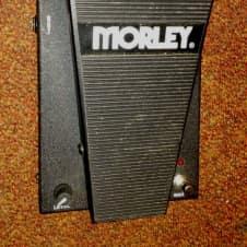 Morley Pro Series II Wah/Volume pedal