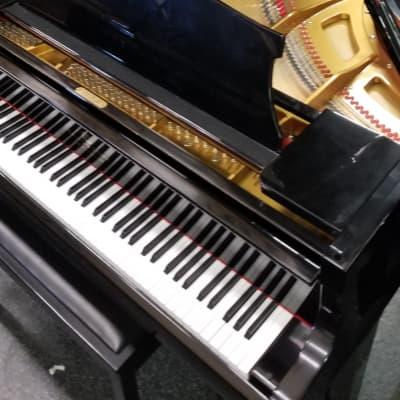 Story & Clark People 5.2. Grand Piano  Ebony Polish