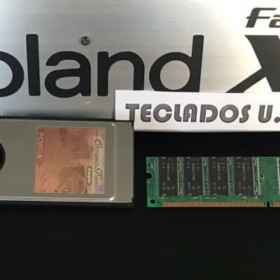 Set de 100 Samples Latinos Profesionales para Roland Fantom X6 X7 X8.