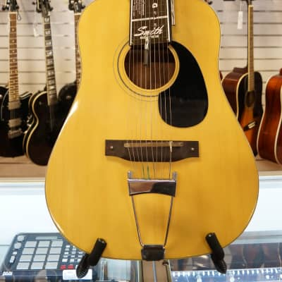 Smith Melobar Guitar Vintage  Acoustic Conversion 10 String Guitar w/Case! for sale