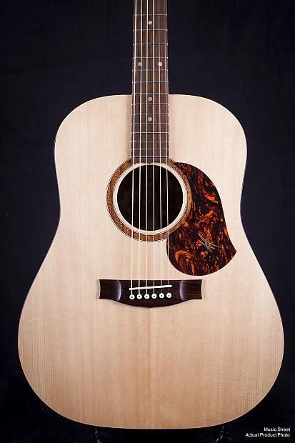 Maton S70 Acoustic Guitar Reverb