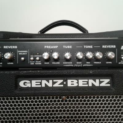 Genz Benz El Diablo 30w/60w 1x12 combo tube amp for sale