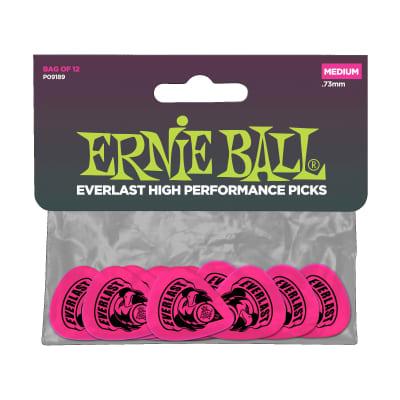 Ernie Ball 9189 12PK MED Guitar Picks