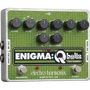 Electro Harmonix Enigma Q Balls Bass for sale