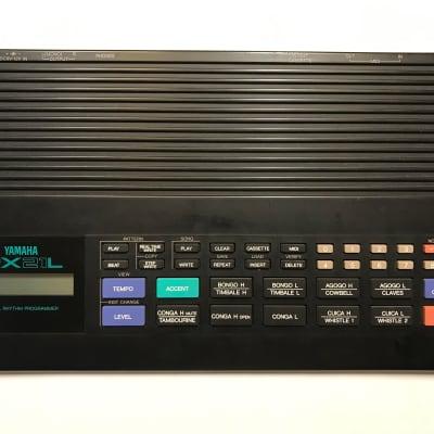 Yamaha  RX-21L Digital Rhythm Programmer