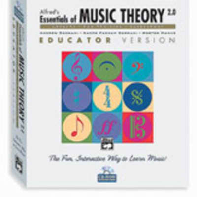 Essentials Of Music Theory Cdr Teachers Bks 2-3