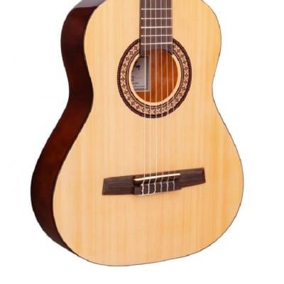 Kohala KG75N 3/4 Classical Nylon Guitar with Gig Bag for sale
