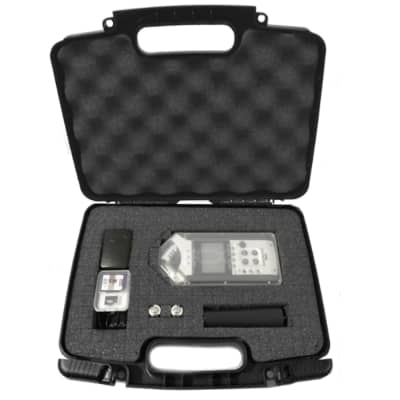 Casematix Customizable Portable Recorder Case Fits Zoom H1, H2N, H5, H4N, H6 Handy Music Recorders