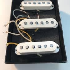 Fender Texas Special Strat Pickup Set White