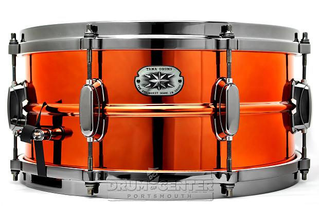 tama metalworks limited edition snare drum 14x6 5 copper reverb. Black Bedroom Furniture Sets. Home Design Ideas
