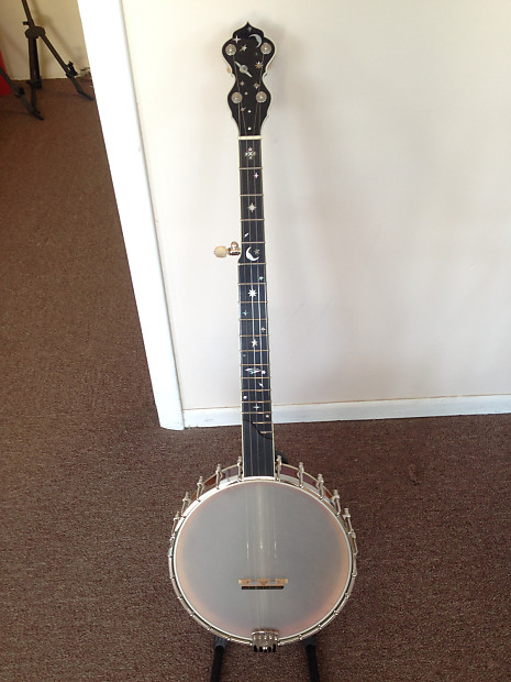 Ome Bright Angel 5 String Banjo | Banjo Studio