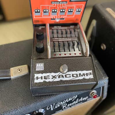 Akai HEXACOMP C2M Multi Band Compressor for sale