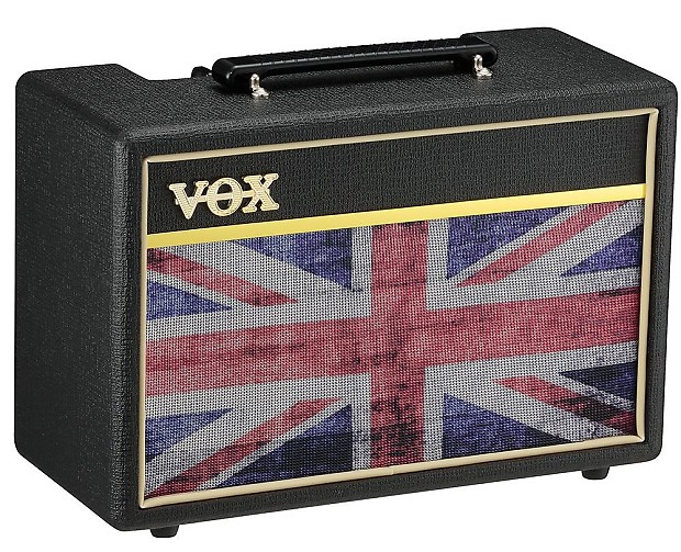 vox union jack pathfinder 10 watt guitar combo reverb. Black Bedroom Furniture Sets. Home Design Ideas