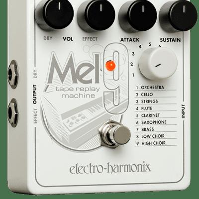 Electro-Harmonix MEL9 Tape Replay Machine
