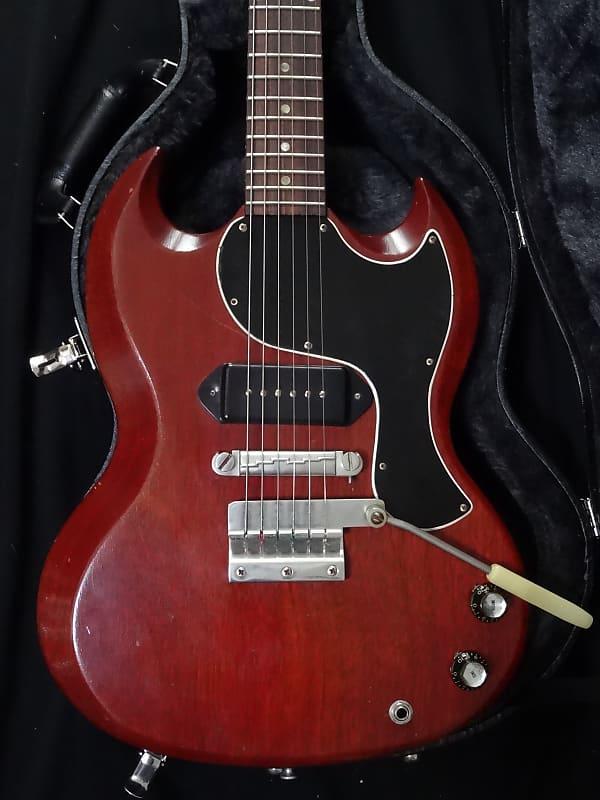 Gibson SG Junior 1965 Cherry | RJV Guitars