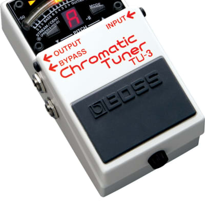 BOSS TU-3 Chromatic Tuner for sale