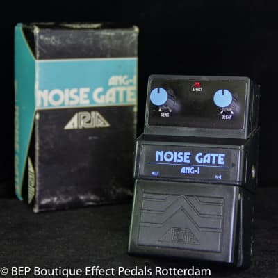 Aria ANG-1 Noise Gate Big Foot Series mid 80's s/n 103936 Japan