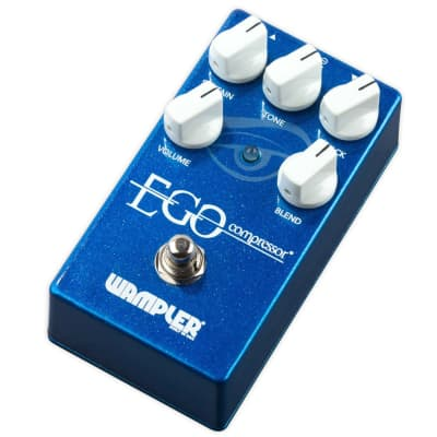 Wampler EGO Compressor Guitar Compact Effects Pedal  - Perfect with Box & Full Warranty
