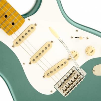 Classic Vibe Stratocaster '50s Maple Fingerboard Sherwood Green Metallic
