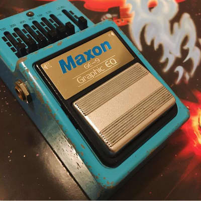 Maxon GE-9 Graphic 1980 (Japan) for sale