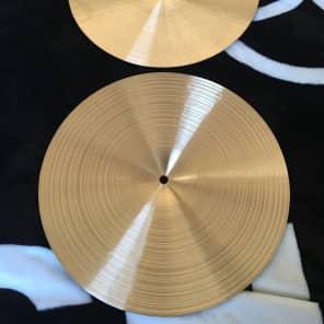 "Paiste 15"" Masters Series Thin Hi-Hat Cymbals (Pair)"