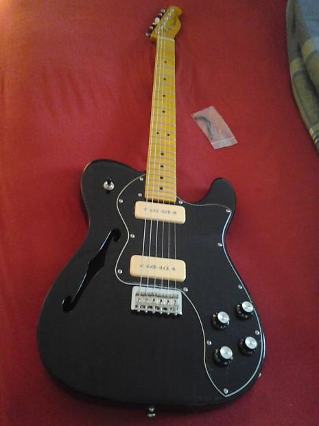 Fender New Fender Modern Player Telecaster Thinline Deluxe