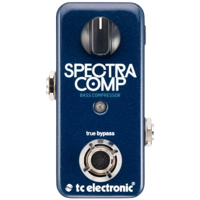 TC Electronic SpectraComp Bass Compressor Effektpedal for sale