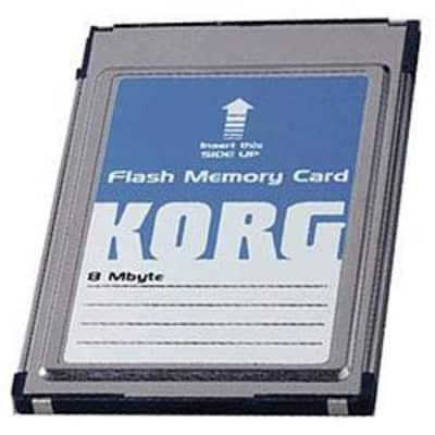 Korg FMC8MB KORG 8MB Flash ROM for PA80