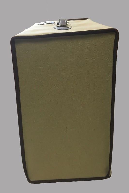 canvas cover for roland blues cube artist 85 watt 2x12 reverb. Black Bedroom Furniture Sets. Home Design Ideas