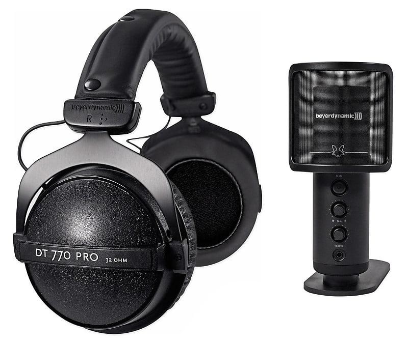 beyerdynamic creator pro recording bundle usb microphone reverb. Black Bedroom Furniture Sets. Home Design Ideas