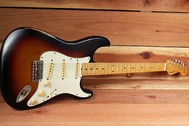 fender stratocaster road worn relic 50s classic series reverb. Black Bedroom Furniture Sets. Home Design Ideas