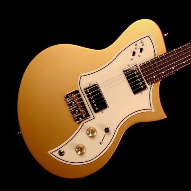 Titan KR1 Custom - Goldtop image