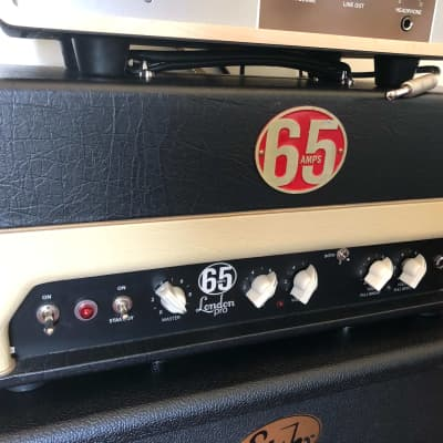 65 Amps London Pro Head for sale