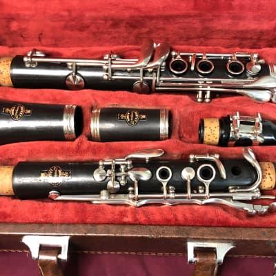Buffet E11 Intermediate Wood Clarinet! Plays Great! New Pads! 🔥😎