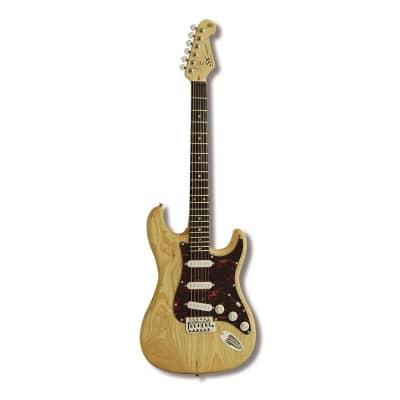 SX Electric Guitar SC  Swamp Ash - Natural / Rosewood Fingerboard for sale