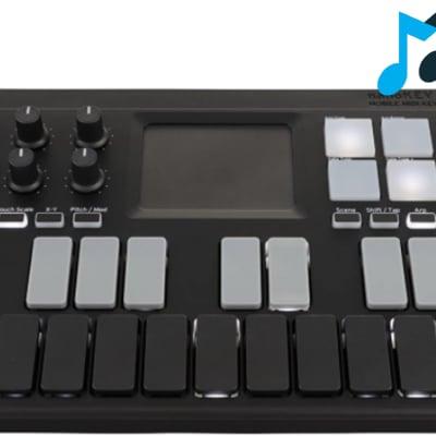 Korg nanoKEY Studio Mobile MIDI Controller - return