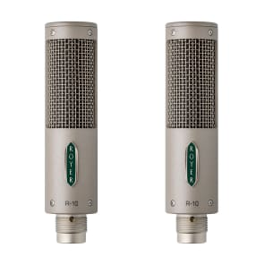 Royer R-10 Passive Ribbon Microphone Matched Pair