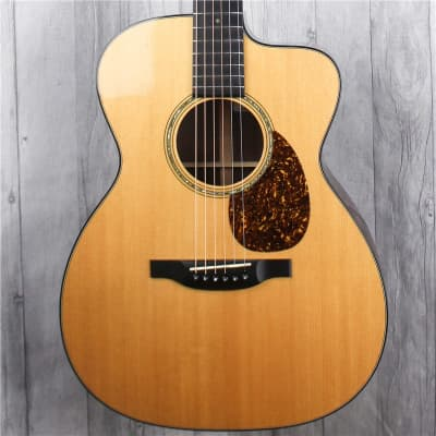 Bourgeois OMC Orchestra Cutaway Acoustic, Second-Hand for sale