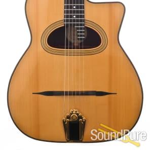John Le Voi D Hole 12 Fret Acoustic Guitar - Used for sale
