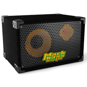 Markbass Traveler 121 Ninja 1x12 Richard Bona Signature Bass Speaker Cabinet