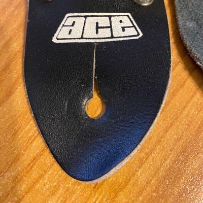 Ace Strap 1980s White
