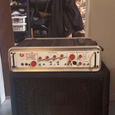 Euphonic Audio iAMP 600 Bass Head & SKB 2U Hard Case for sale