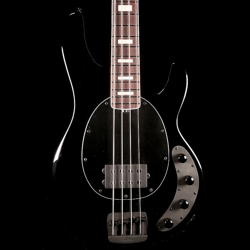 Ernie Ball Music Man BFR StingRay Bass Hades Black