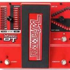 Digitech Whammy DT Harmonizer Pitch shifter