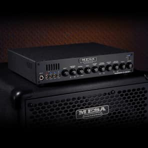 MESA/Boogie Subway D-800+ Bass Amp - Black for sale