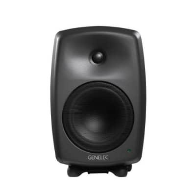 [Freebudmusic] Genelec 8040B Studio Monitor Dark Grey