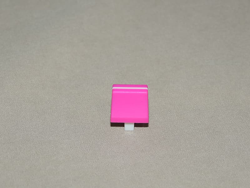 Roland Aira Colored Knob Replacement Pink Slider Knob
