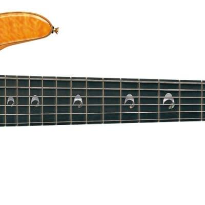 Yamaha TRBJP2 Bolt-on Bass Guitar - John Patitucci Signature - Amber for sale