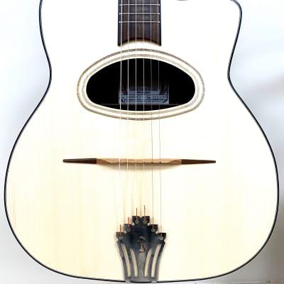 Guitare Jazz Manouche António Carvalho APC JM 200 PSI Epicéa Massif for sale
